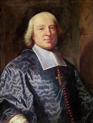 Portrait of Jacques Benigne Bossuet