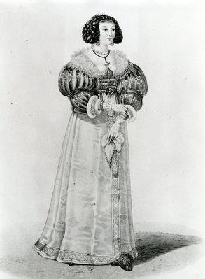 Marie-Louise Motier de La Fayette