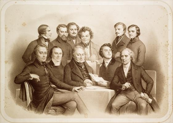 The Provisional Government of 24th February 1848, 1848