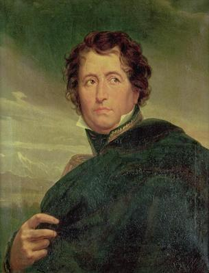Portrait of Marshal Jean de Dieu Nicolas Soult