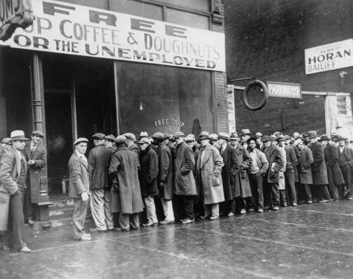 Free Soup Kitchen In Chicago | Ken Burns: Prohibition