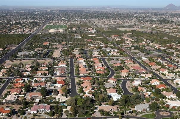 Spurred By Rising Prices, Phoenix Undergoes A New Housing Boom | The Study of Economics