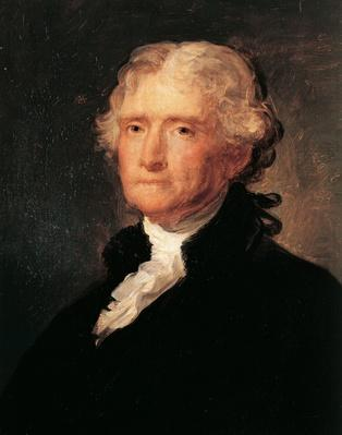 a biography of thomas jefferson an american politician Thomas jefferson was born on april 13, 1743, at shadwell, a plantation on a large tract of land near present-day charlottesville, virginia his father, peter jefferson (1707/08-57), was a successful planter and.