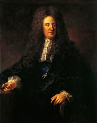 Portrait of Jules Hardouin Mansart (1646-1708), French architect | Famous Architects