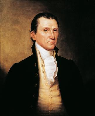 Portrait of James Monroe (Monroe Hall, 1758-New York, 1831) | American Presidential Portraits