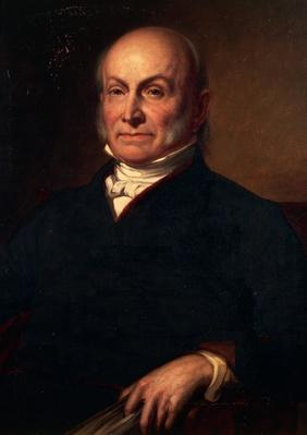 Portrait of John Quincy Adams (Braintree, 1767-Washington, 1848) | American Presidential Portraits