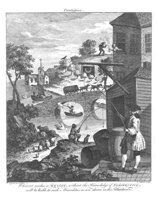 The importance of knowing perspective, 18th century