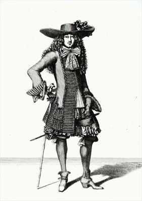The Summer Sword Dress, 1675