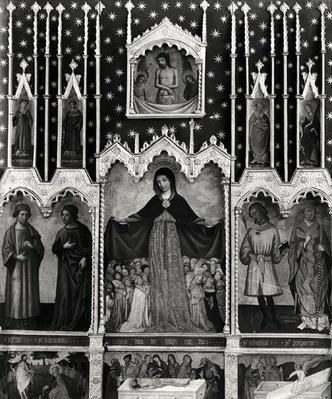 Virgin of Mercy, c.1429