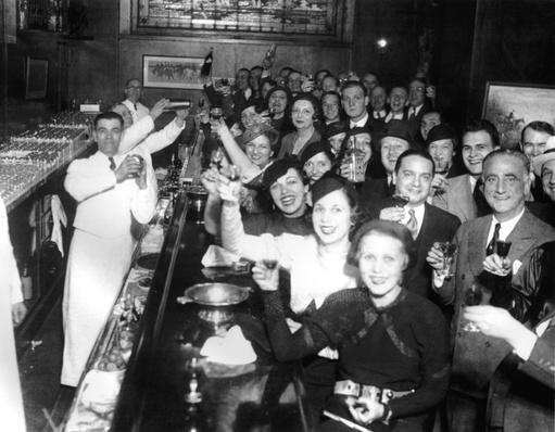 Chicagoans Celebrate the Repeal of Prohibition | Ken Burns: Prohibition