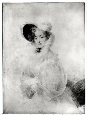 Charlotte Louise Eleonore Adelaide d'Osmond, Countess de Boigne