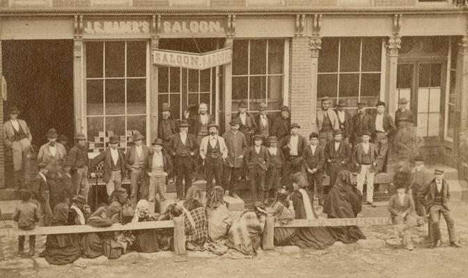 J.C. Mader's Saloon | Ken Burns & Lynn Novick: Prohibition
