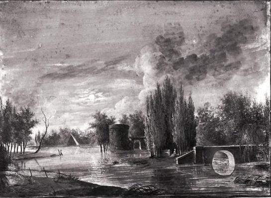 Souvenir of Ermenonville