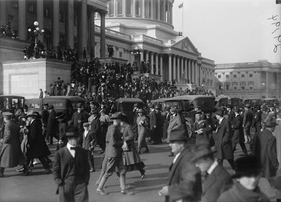 Capitol Building, Washington, DC | Ken Burns: Prohibition