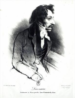 Pierre Francois Lacenaire