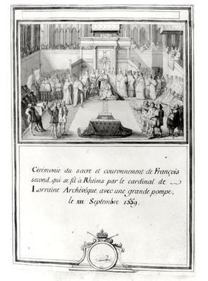 Coronation of Francis II