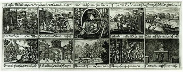 Exploits of Cartouche