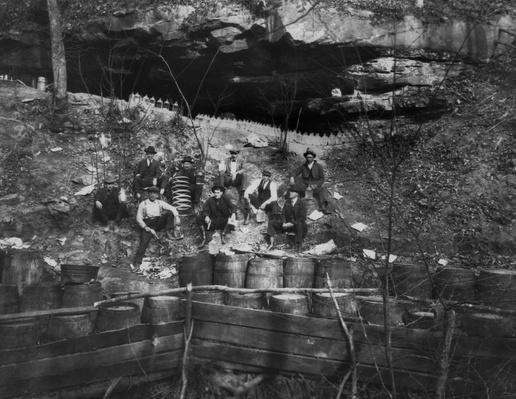 Raid on Moonshine Still, Kentucky | Ken Burns: Prohibition