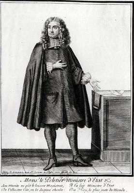 Claude Le Peletier