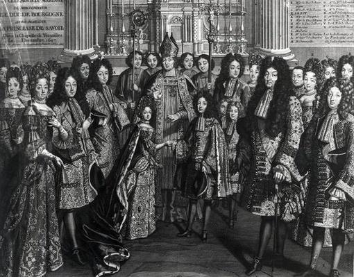 Marriage of Louis de France