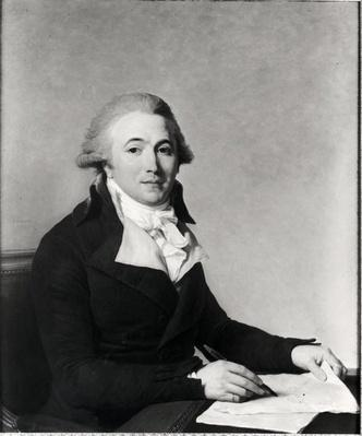 Portrait of an Unknown Man, 1793