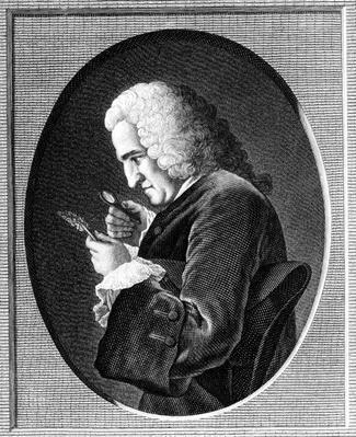 Portrait of Bernard de Jussieu