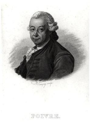 Portrait of Pierre Poivre