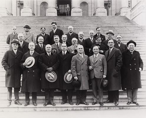 Wet Congressmen on Steps of Capitol | Ken Burns: Prohibition
