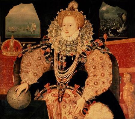 Elizabeth I, Armada portrait, c.1588