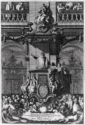 A Preacher, 1659