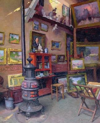 The Studio 50, rue Saint-Didier