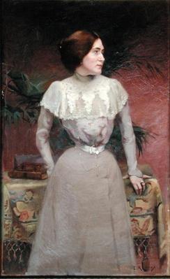 Portrait of Madame Renoux