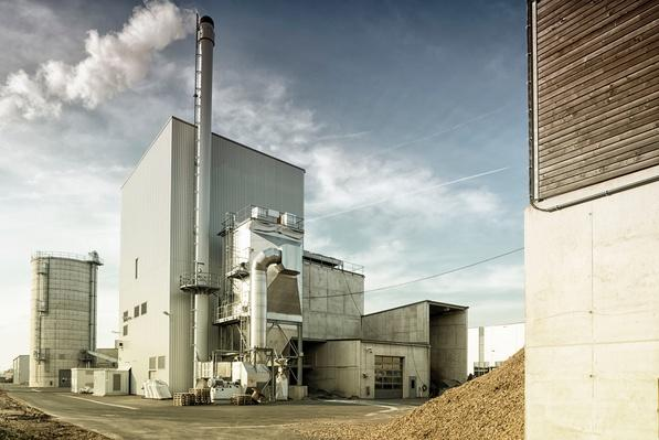 Biomass Plant, Germany | Earth's Resources