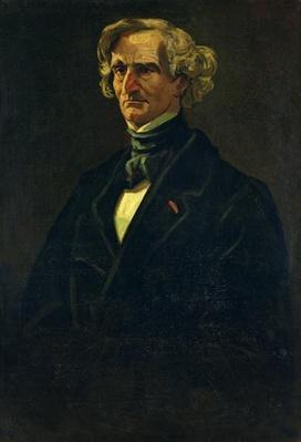 Portrait of Hector Berlioz