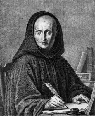 Portrait of Jean Mabillon