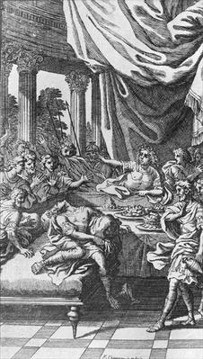 The Death of Britannicus, from 'Britannicus'