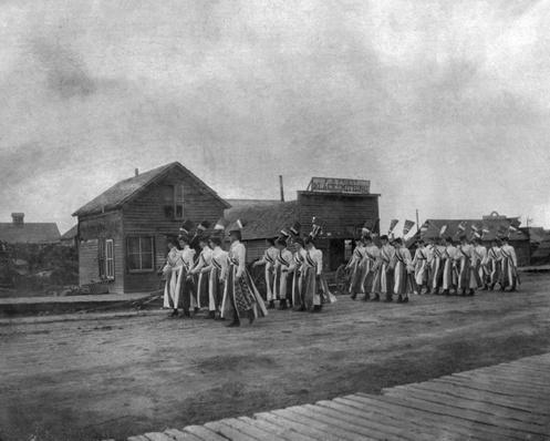 Temperance Parade, Devils Lake, North Dakota | Ken Burns: Prohibition