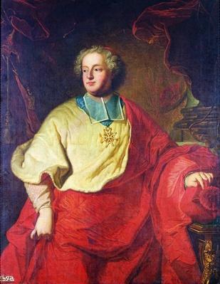 Portrait of Armand Gaston Maximilien de Rohan