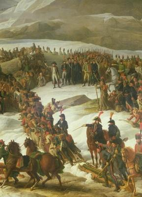 The French Army Crossing the St. Bernard Pass, 20th May 1800, 1806