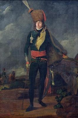 Lieutenant of the 8th Hussars