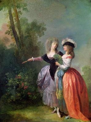 The Go-Between, 1780