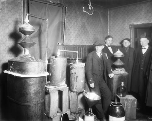 Homemade Stills | Ken Burns: Prohibition