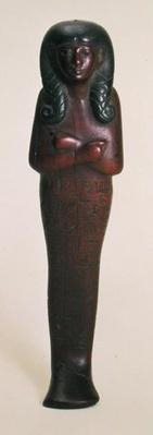 Ushabti figurine of Mutry, 16th-15th century BC