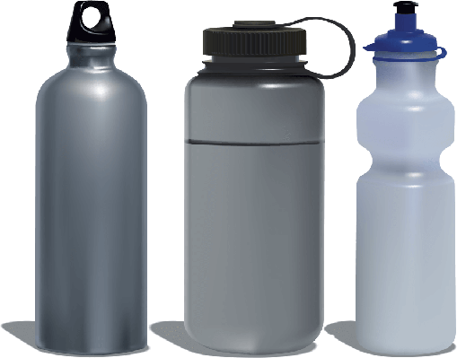 Water Bottles | Health and Nutrition