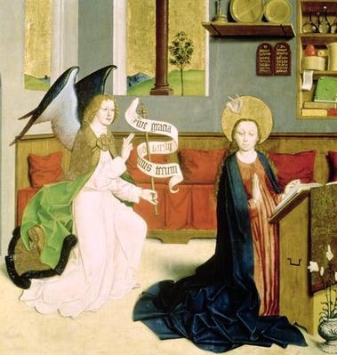 Annunciation, c.1470-80