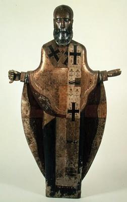 St. Nicholas of Mozhaisk, late 16th century