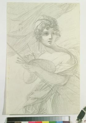 Self Portrait, c.1800