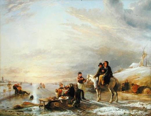 Frost Scene, 1827