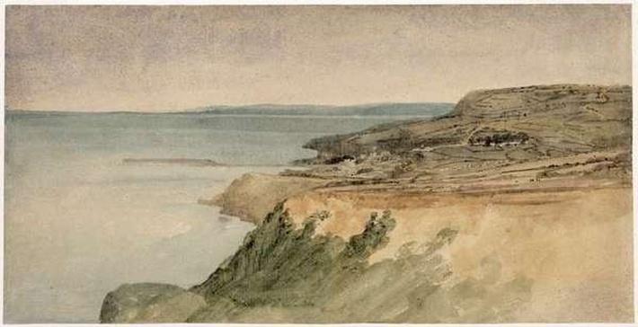 Lyme Regis, Dorset, c.1797