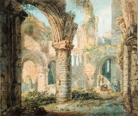 St. Cuthbert's Holy Island, 1797